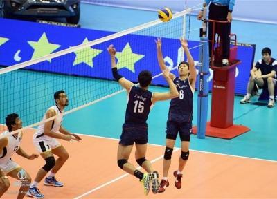 بازی های آسیایی 2018، شاگردان موحدی مغلوب کره شدند