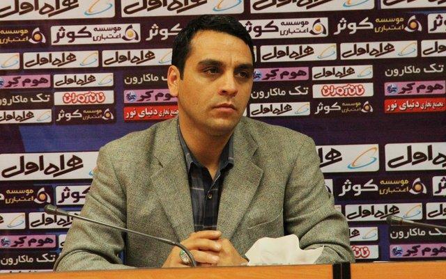 فتاحی: بعید است تاریخ بازی استقلال در هفته ششم تغییر کند