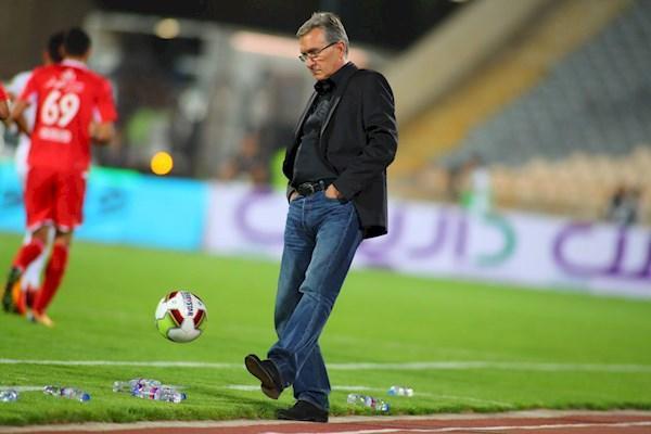 برانکو: از بازی با استقلال و السد دو پیروزی می خواهیم