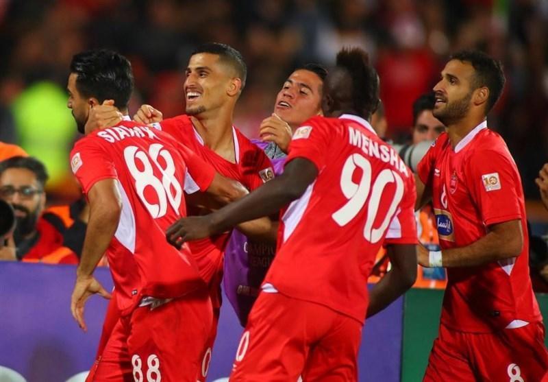 نگاه ویژه AFC به 3 بازیکن پرسپولیس در فینال لیگ قهرمانان آسیا