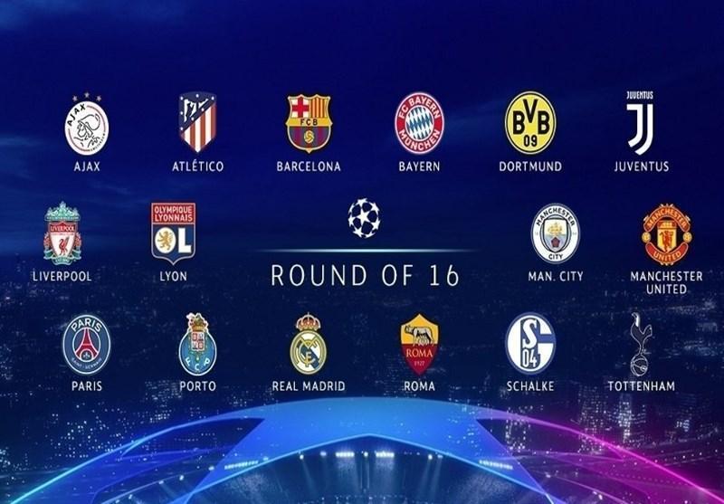 لیگ قهرمانان اروپا، منچستریونایتد میزبان پاری سن ژرمن شد، بایرن مونیخ میهمان لیورپول، بازی آسان برای رئال مادرید و بارسلونا