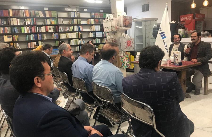 مشهد ، رونمایی از خبرنگاران داستان ویژه خراسان
