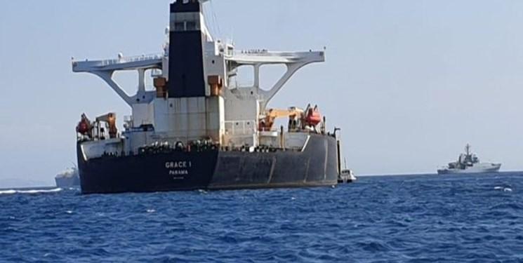 ظریف: توقیف نفتکش گریس، 100 درصد غیرقانونی بود