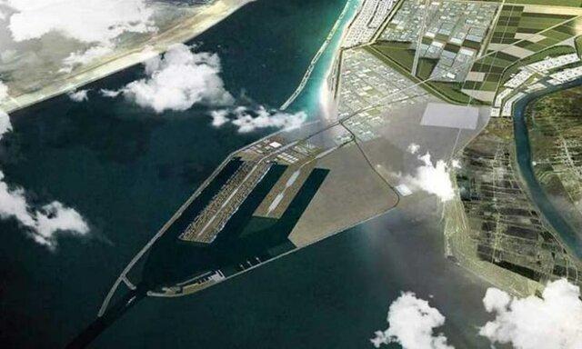 کویت از حق خود برای ایجاد سکوی دریایی حمایت کرد