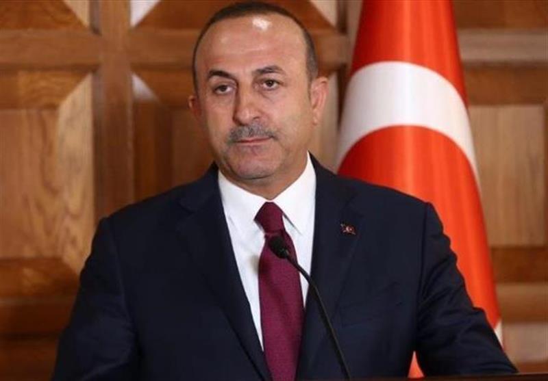 وزیر خارجه ترکیه ماکرون را به حمایت از تروریسم متهم کرد
