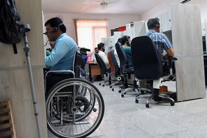 ثبت نام 3000 معلول در آزمون استخدامی ، بیشترین شـغل مورد تقاضا، آموزگاری ابتدایی