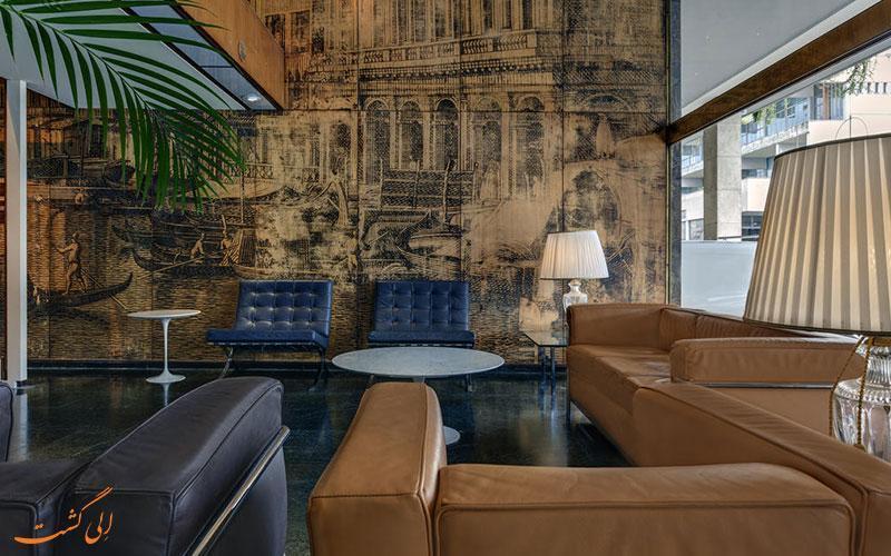معرفی هتل پلازا ونیز ، 4 ستاره