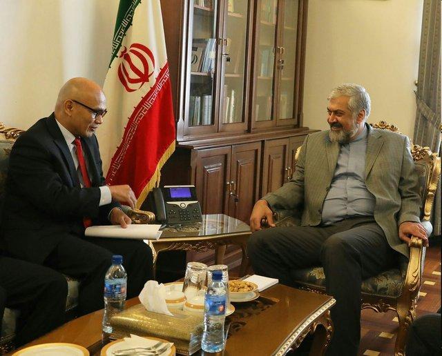 ضرورت تعامل ایران و اندونزی برای برقراری صلح و آرامش