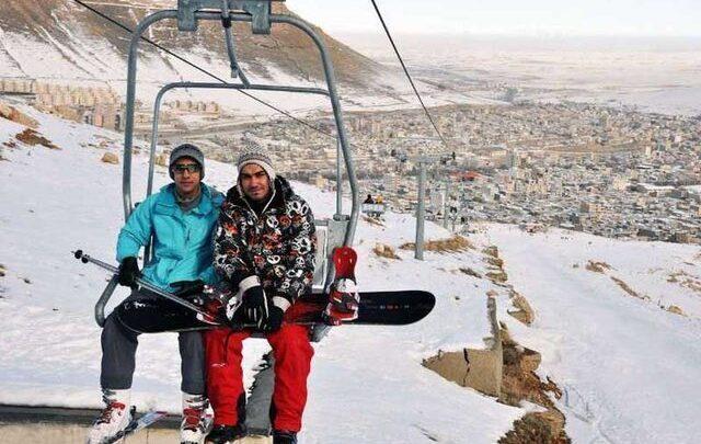 دوستداران ورزش زمستانی سفر به بام ایران را فراموش نکنند