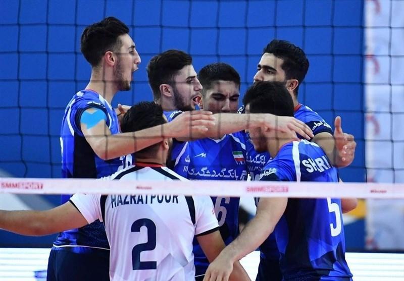 والیبال جوانان آسیا، ایران با شکست تایلند فینالیست شد و سهمیه جهانی گرفت