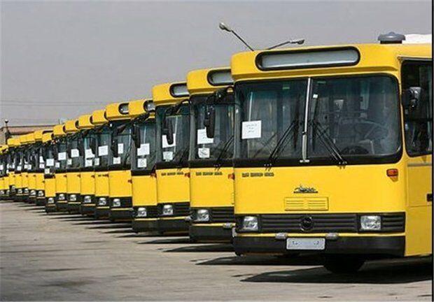 نوسازی ناوگان اتوبوسرانی در خط مترو علی آباد در دستور کار است