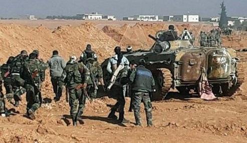 پیشروی های بزرگ ارتش سوریه ، 4 روستا در ادلب آزاد شد