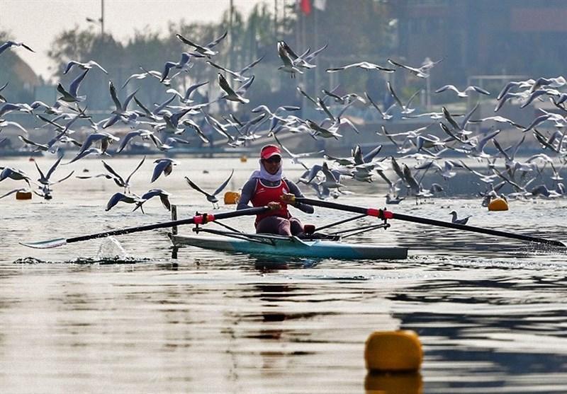 رحمانی: برای موفقیت بیشتر باید امکانات بهتری برای قایقرانی درنظر بگیرند، قایق های ایران خوب نیست