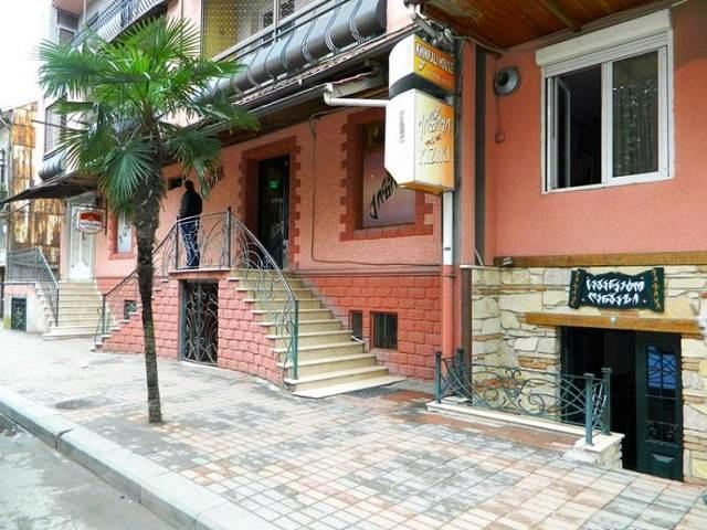 رستوران کیزیکی باتومی