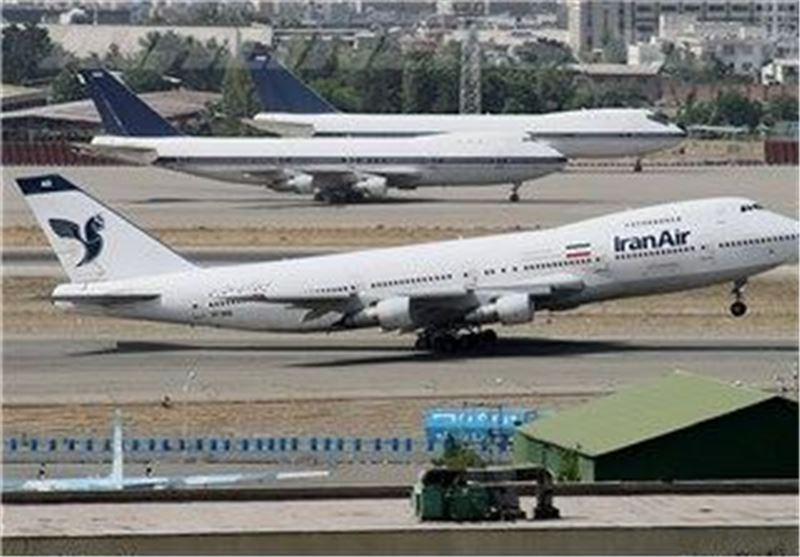 ساختمان تشریفات فرودگاه بین المللی کرمان بهسازی شد