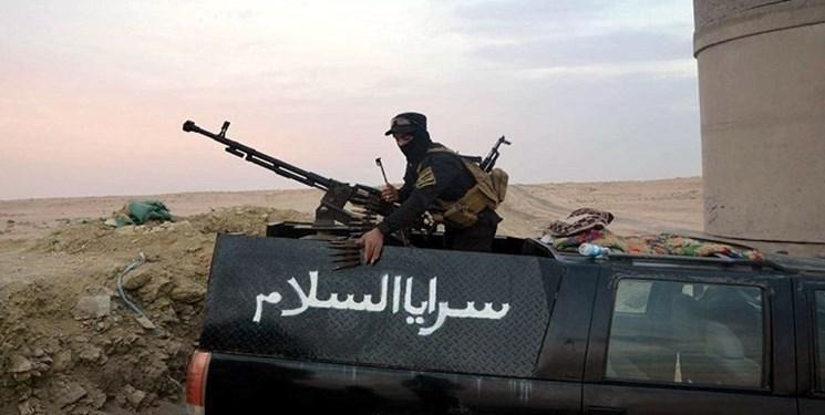 الحشد الشعبی 2 سرکرده خطرناک داعش در عراق را به هلاکت رساند