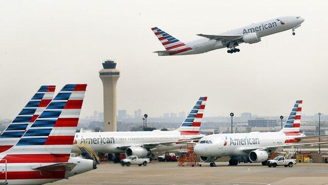 ایرلاین های آمریکایی: تمامی پروازهای مسافری را لغو می کنیم
