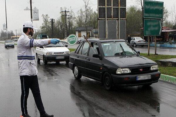محدودیت های شدید برای تردد خودروها در روز طبیعت