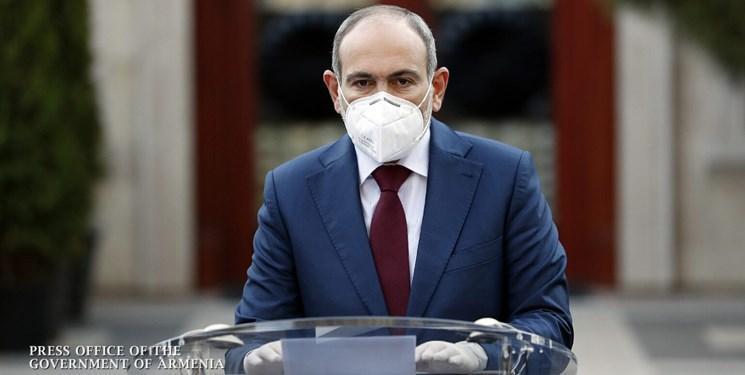 نخست وزیر ارمنستان از کرونا نجات یافت