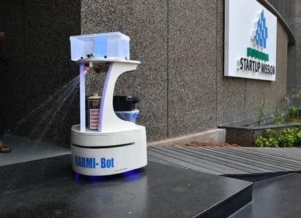 هندی ها برای کمک به پزشکان ربات ساختند