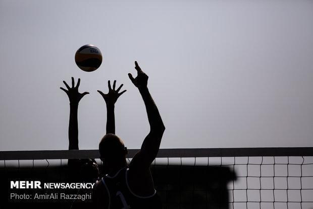 تمدید مهلت رقابت های مقدماتی والیبال ساحلی انتخابی المپیک