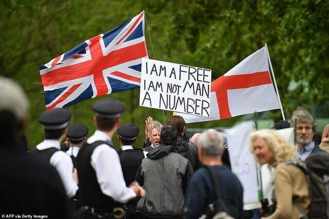 اعتراض به طرح فاصله گذاری این بار در لندن