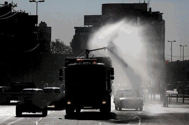 دلایل کاهش ضدعفونی شهری در آذربایجان شرقی