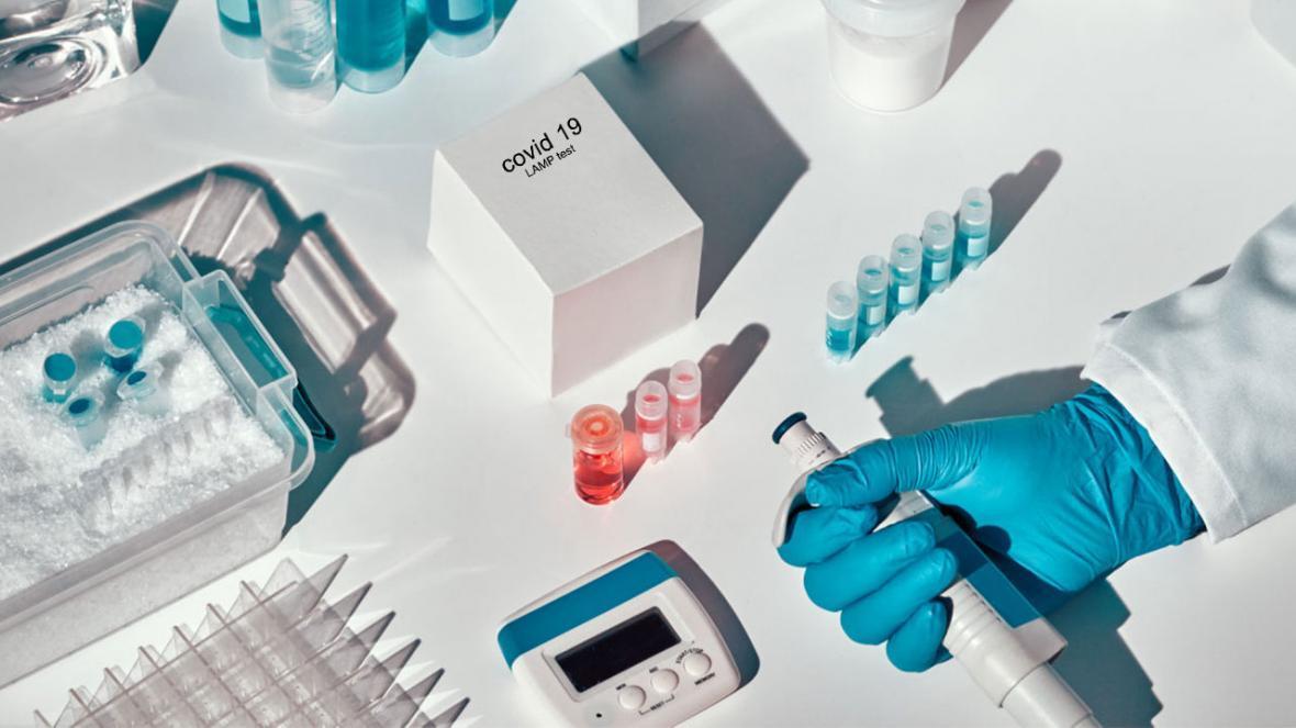 کیت استخراج RNA از نمونه بزاق یا مخاط بینی بیمار در راستا تجاری سازی قرار گرفت