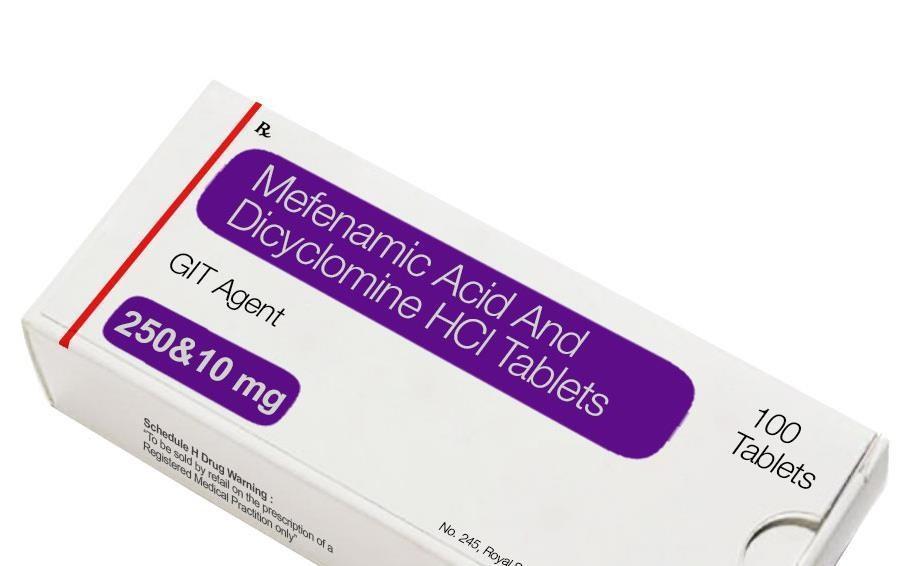 دیسیکلومین؛ موارد مصرف، عوارض جانبی