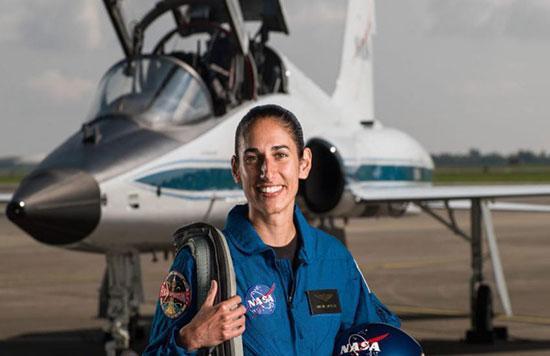 یاسمن مقبلی؛ یک زن ایرانی که به مریخ می رود