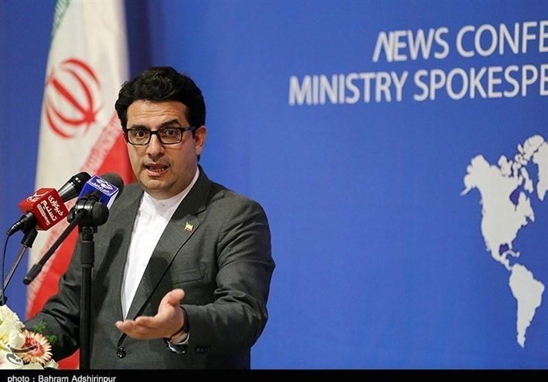موسوی: هر حادثه ای در راستا برگشت برای هواپیمای ماهان اتفاق افتد، ایران آمریکا را مسئول آن خواهد شناخت