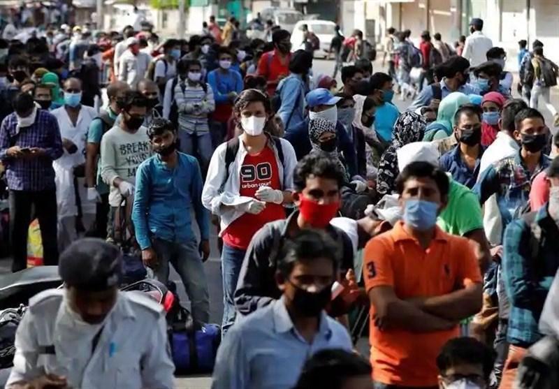 تعداد مبتلایان به ویروس کرونا در هند به مرز 3 میلیون نفر رسید