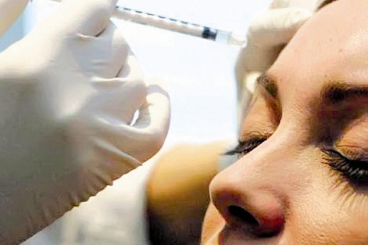 انجام بوتاکس توسط آرایشگاه های زنانه غیر قانونی است