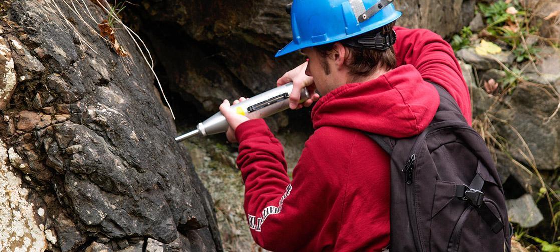 کارشناسی ارشد معدن در دانشگاه کوئینز کانادا