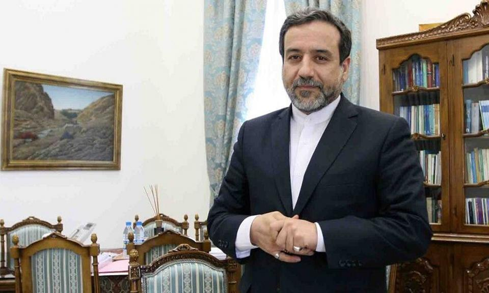 عراقجی مسکو را به مقصد ایروان ترک کرد