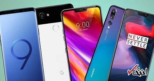 افزایش میانگین قیمت تلفن های هوشمند در سه ماهه دوم 2020
