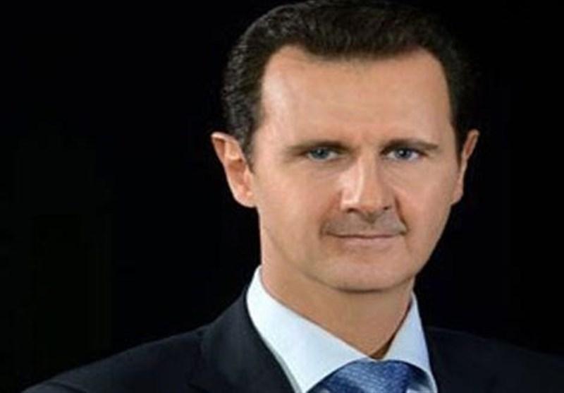 بشار اسد: همچنان با تروریسم بین المللی می جنگیم
