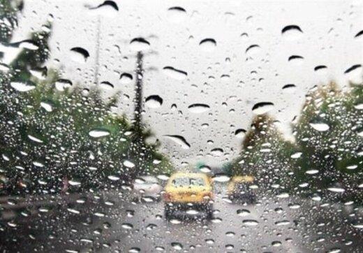 کاهش دما در شمال شرق و مرکز کشور، بارش برف در ارتفاعات البرز و زاگرس