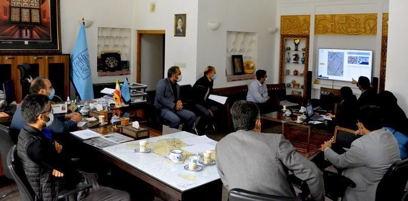 بافت تاریخی شهر یزد بازسازی می گردد