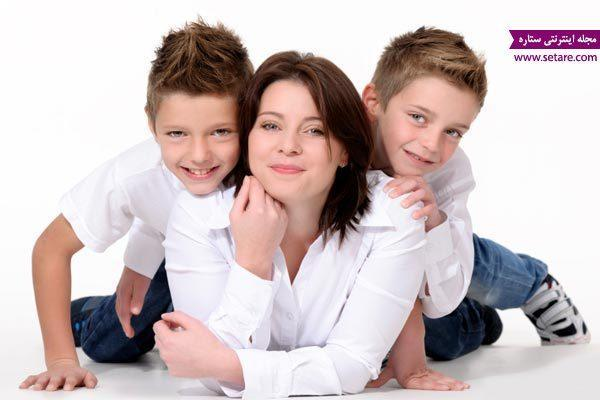 چه کار کنم که همسرم بیشتربه من توجه کند تا به فرزندانم؟