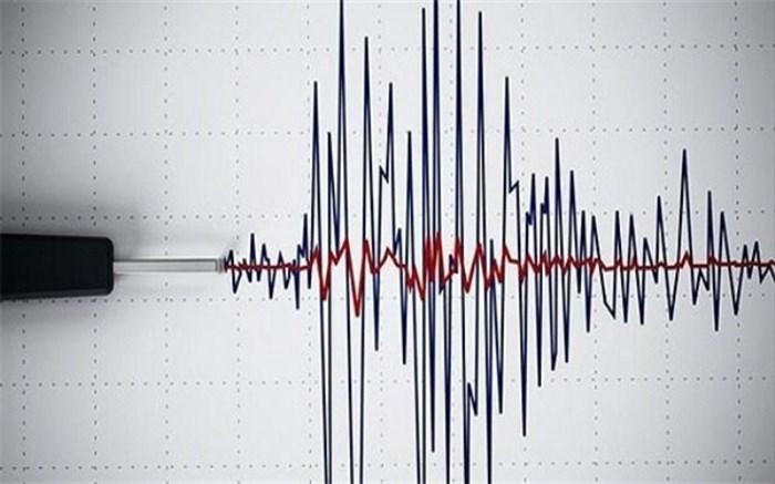 وقوع زلزله 4.1 ریشتری در تنگ ارم بوشهر
