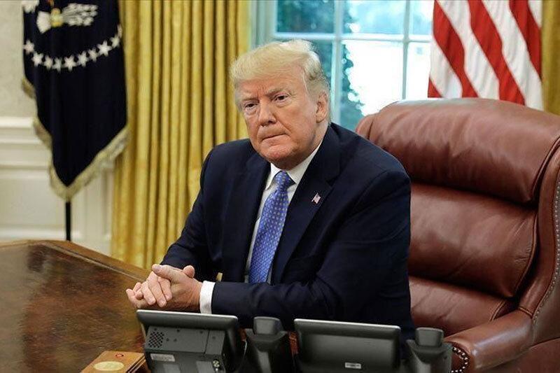 ترامپ به آمریکایی ها وعده داد: امشب همه چیز معین می شود، عکس