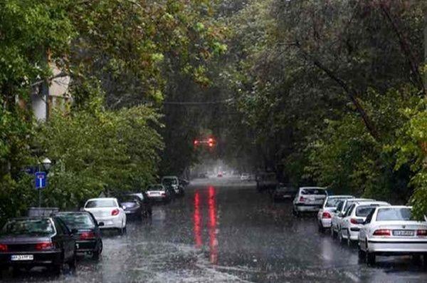 کیفیت قابل قبول هوای تهران، دمای هوا به 5 درجه سانتیگراد می رسد
