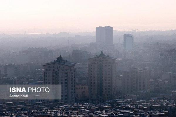 هوای البرز تا آخر این هفته سرد و آلوده خواهد بود