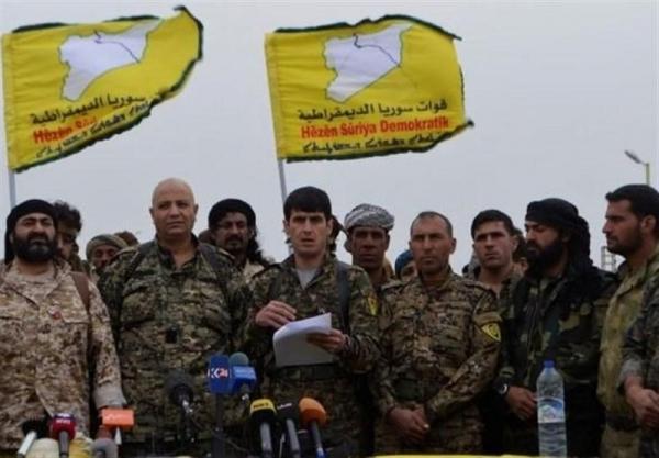جابجایی شبه نظامیان مورد حمایت آمریکا در سوریه