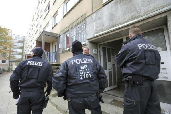 بازداشت سه فرد مظنون به طراحی حمله تروریستی در آلمان و دانمارک