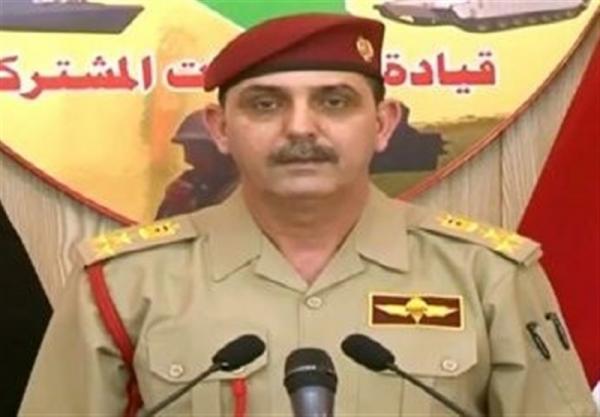 یحیی رسول: نیروهای عراقی عملیات پیشدستانه خود را در شمال شرق سوریه متمرکز کرده اند