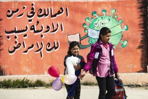 شروع واکسیناسیون در سوریه با با ورود محموله کوواکس خبرنگاران