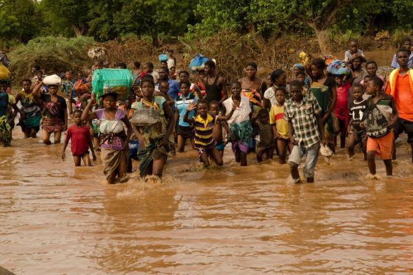 گوترش خواستارکمک کشورهای توسعه یافته برای حل بحران آب وهوایی آفریقا شد