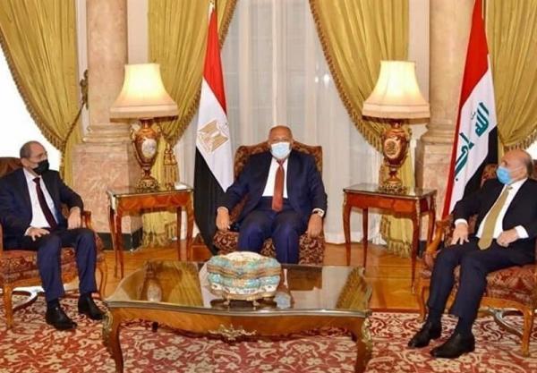 نشست سه جانبه عراق، مصر و اردن در امان برگزار گردید
